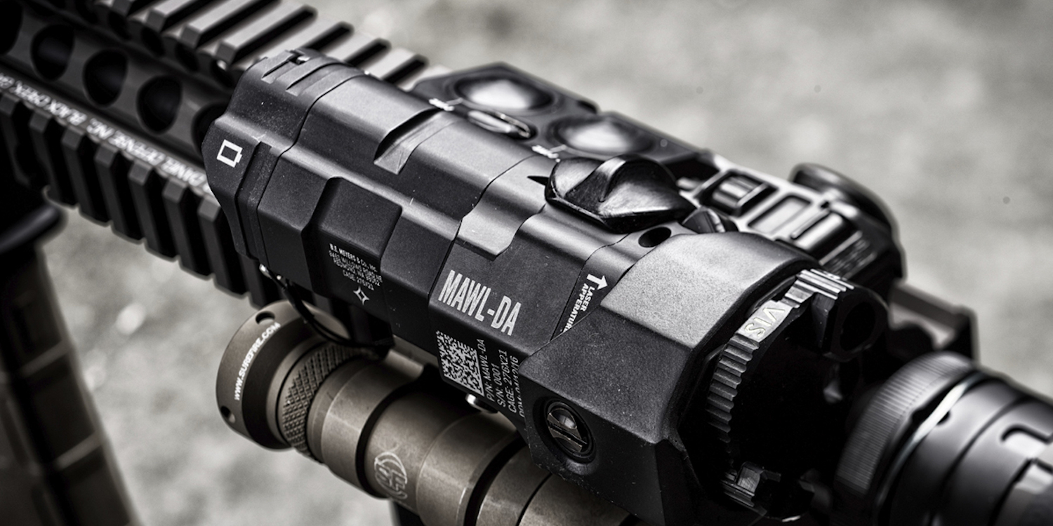 PTS SYNDICATE LICENSES MAWL FOR AIRSOFT
